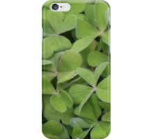 Clover City iPhone Case/Skin