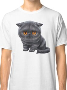 Cataclysm - Exotic Shorthair Kitten - Classic Classic T-Shirt
