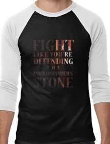Like You're Defending the Philosopher's Stone. Men's Baseball ¾ T-Shirt