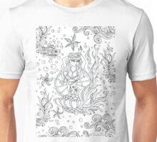 Fairground Mermaid  Unisex T-Shirt