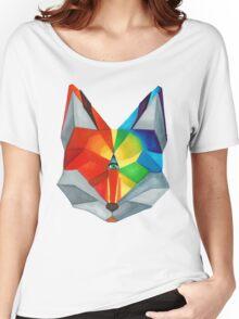 Third Eye Fox Women's Relaxed Fit T-Shirt