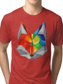 Third Eye Fox Tri-blend T-Shirt