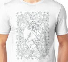 Aerial Girl. Unisex T-Shirt