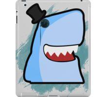 Dapper Cartoon Shark iPad Case/Skin