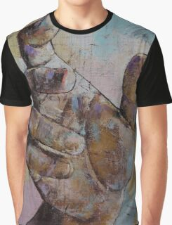 Zombie Hand Graphic T-Shirt
