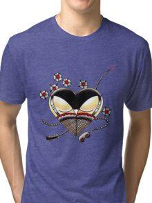 Black Panties Tri-blend T-Shirt