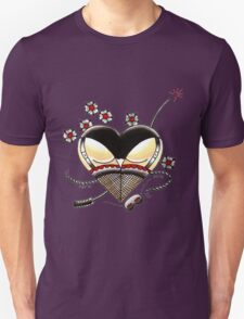 Black Panties Unisex T-Shirt
