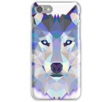 WOLF, THE CLEVER iPhone Case/Skin