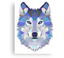 WOLF, THE CLEVER Canvas Print
