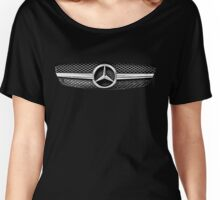 Mercedes BENZ Women's Relaxed Fit T-Shirt