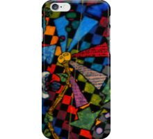 spleen dream one eh two be three sea iPhone Case/Skin