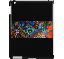 spleen dream one eh two be three sea iPad Case/Skin