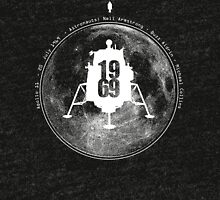 Apollo 11 Moon Landing Tri-blend T-Shirt