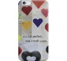 Perfect Love? iPhone Case/Skin