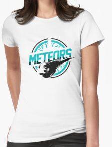 Midgar Meteors - Round 2 Womens Fitted T-Shirt