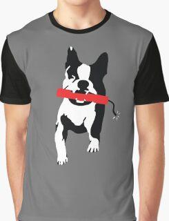 Bomb Dog Graphic T-Shirt