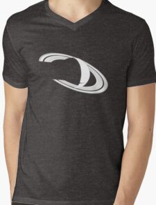 White Saturn T-Shirt