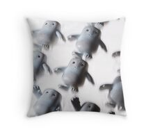 Orderly Fat Throw Pillow