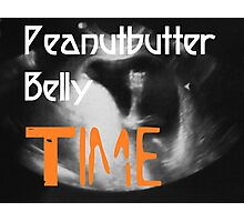 Peanutbutter Belly Time - Family Guy Photographic Print