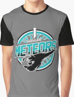 Midgar Meteors - Round 2 - damaged Graphic T-Shirt