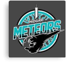 Midgar Meteors - Round 2 - damaged Canvas Print