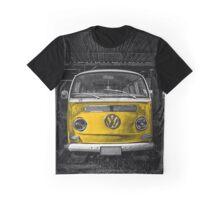 Yellow combi Volkswagen Graphic T-Shirt