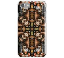 Crocodiles Toadstools and Cats iPhone Case/Skin