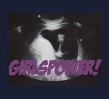 Girlspower One Piece - Long Sleeve