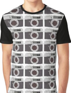 YASHICA illustration Graphic T-Shirt