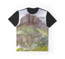 Glen Coe, Scotland Graphic T-Shirt