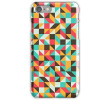 Abstract Geometry 30 iPhone Case/Skin
