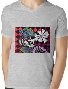 a tasteless outing Mens V-Neck T-Shirt