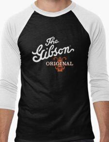 GIBSON ORIGINAL Men's Baseball ¾ T-Shirt