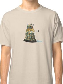 Dalek dot Classic T-Shirt