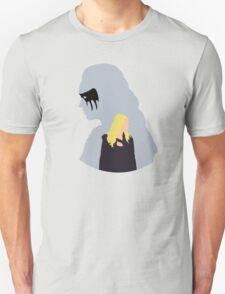 Clexa - The 100 -  Minimalist T-Shirt