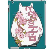 Cherry Blossom Totoro iPad Case/Skin
