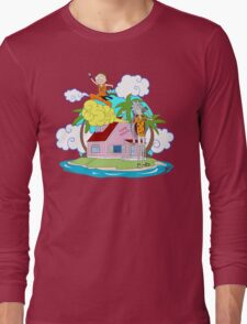 Dimensions Holidays Long Sleeve T-Shirt