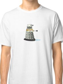 Dalek Big dot Classic T-Shirt