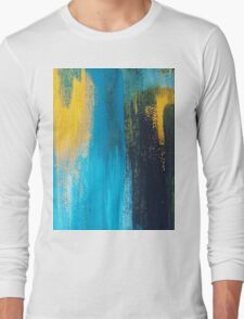A Sandy Sea Long Sleeve T-Shirt