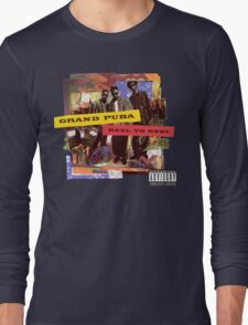 Grand Puba - Reel to Reel Long Sleeve T-Shirt