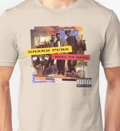 Grand Puba - Reel to Reel Unisex T-Shirt