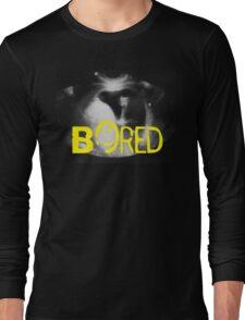 Bored - Sherlock Long Sleeve T-Shirt