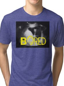 Bored - Sherlock Tri-blend T-Shirt