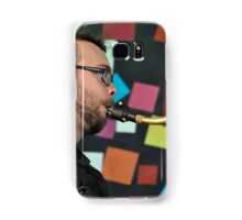 Saxophonist, Compass Quartet,Jazz & Blues Festival 2012 Samsung Galaxy Case/Skin