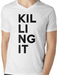 Killing it Mens V-Neck T-Shirt