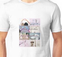 Aline Penhallow and Helen Blackthorn  Unisex T-Shirt