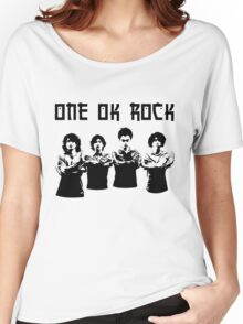 One Ok Rock Women's Relaxed Fit T-Shirt