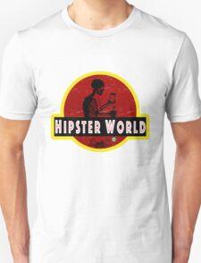 Hipster World Unisex T-Shirt