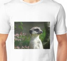 Sweet Cute Meerkat Unisex T-Shirt