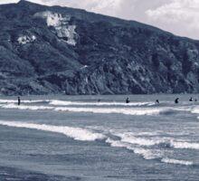 Zakynthos Greece Island landscape, Sticker